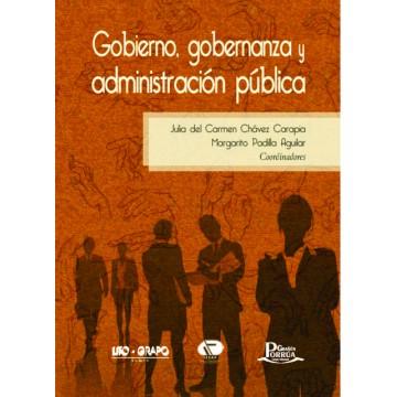 Gobierno y gobernanza en la...