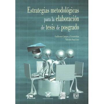 Estrategias metodológicas...