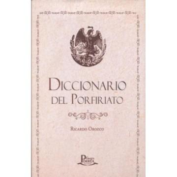 Diccionario de Porfiriato