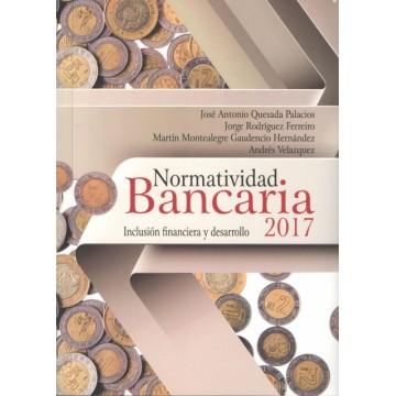 Normatividad Bancaria 2017....