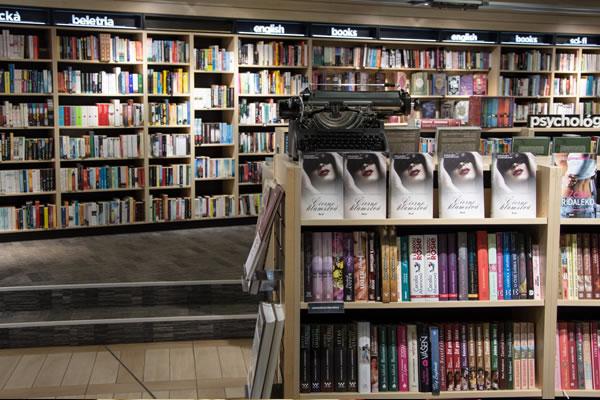 Distribución y venta de libros